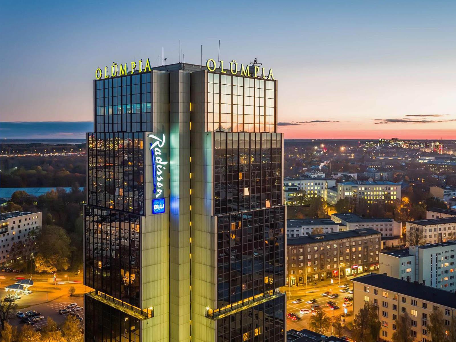 Radisson Blu Hotel Olümpia Tallinn